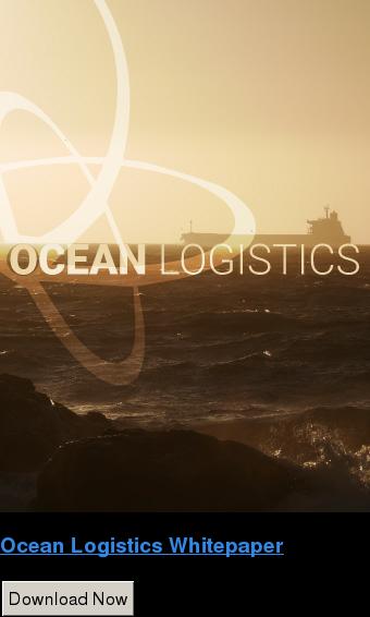 Ocean Logistics Whitepaper Download Now