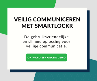 veilig communiceren met smartlockr