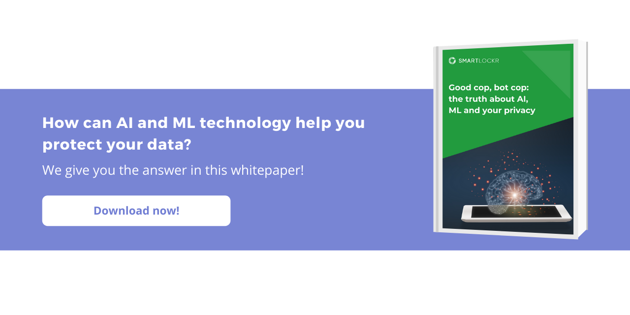 Everything you need to know about how AI and ML technology can help you protect your data