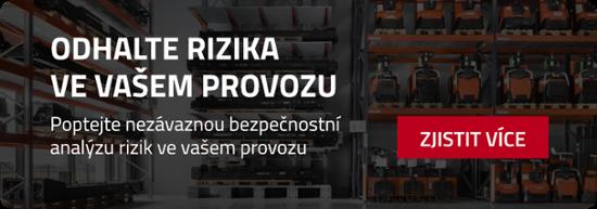 Odhalte bezpečnostní rizika ve vašem provozů díky bezpečnostní analýze Toyota