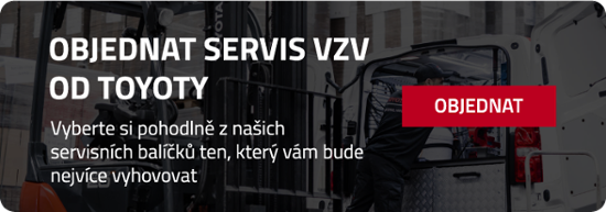 Objednávka servisu VZV