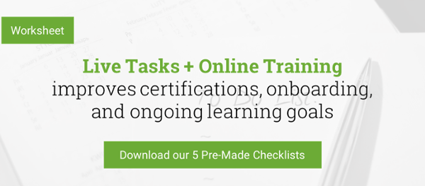 Download Example Live Task + Online Learning Paths