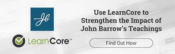 Find Out About John Barrows and LearnCore Partnership