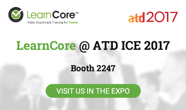 LearnCore at ATD ICE 2017