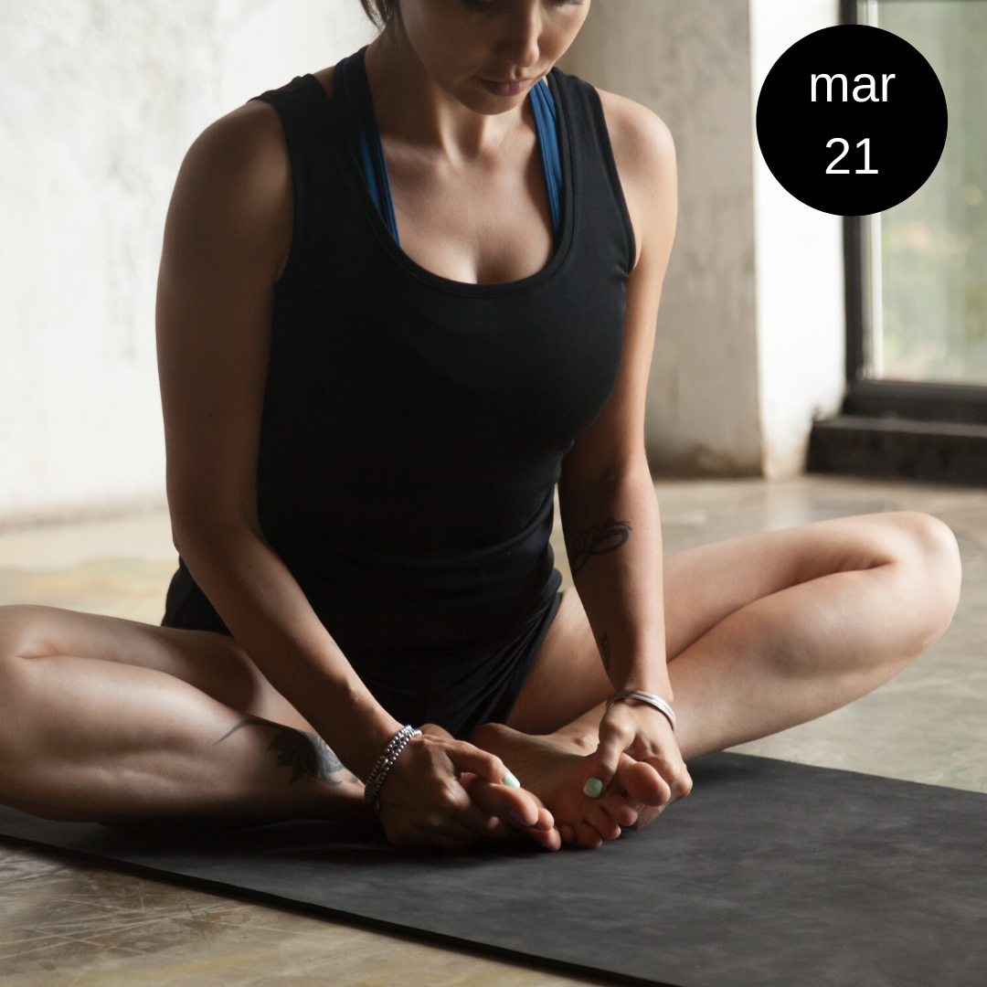 New Moon Yin Yoga + Meditation