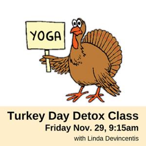 Turkey Day Detox