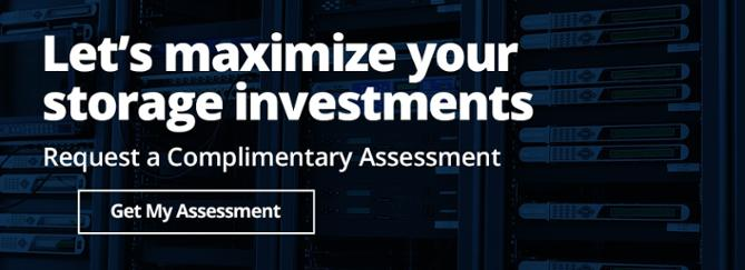 receive a free IT storage assessment