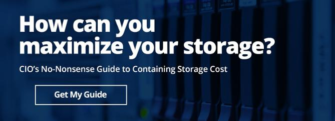 Contain your IT storage costs