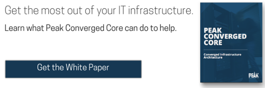 CFOs should know about the Peak Converged Core