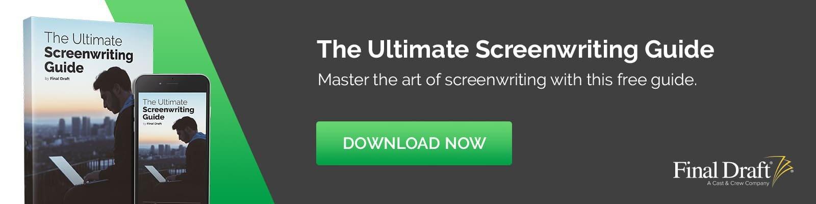 ultimate screenwriting guide_end