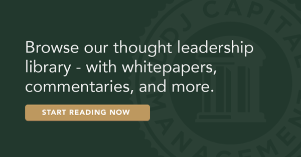 Browse our thought leadership library - white white papers, commentaries, and more.