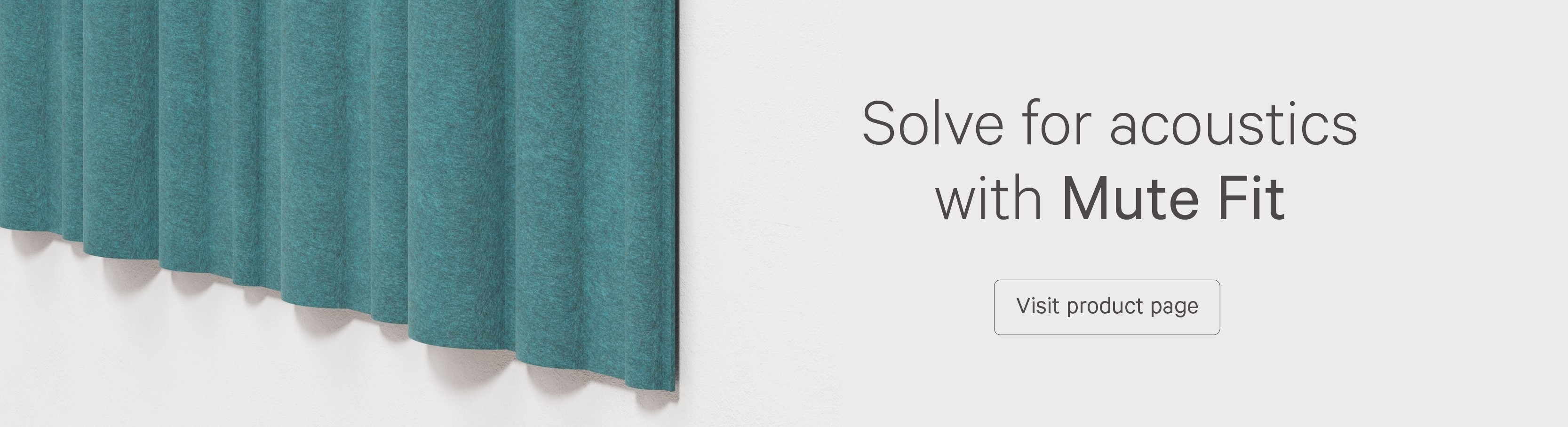 The Science Behind Mute Fit, a Smart Acoustic Panel