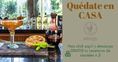 recetario de cocteles con tequila
