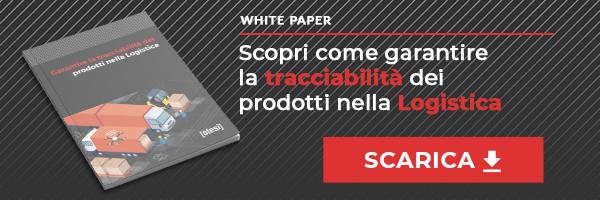 WP - Tracciabilità dei prodotti