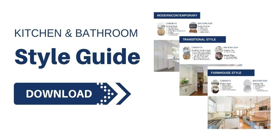Kitchen & Bathroom Style Guide | JMC Home Improvement Specialists