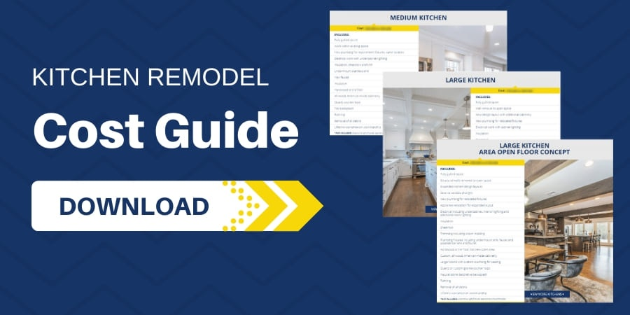 Download the Kitchen Remodel Cost Guide