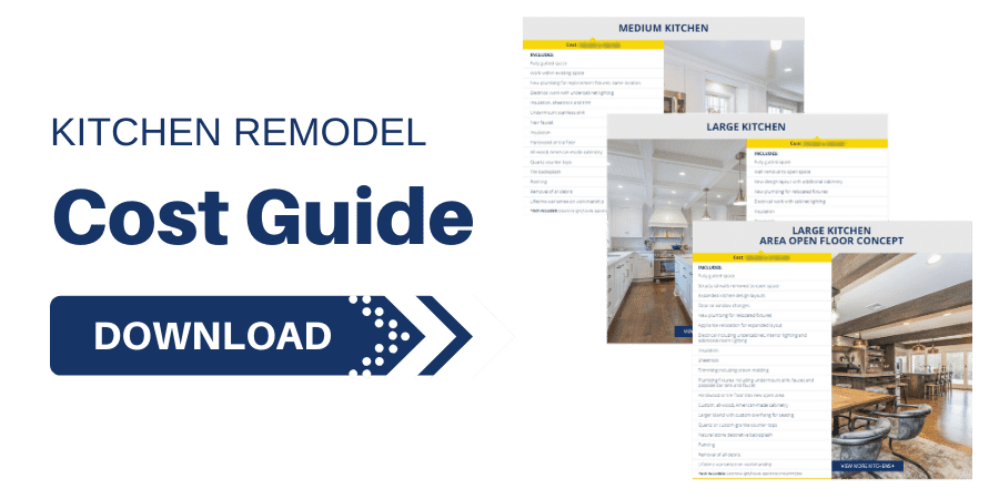 Kitchen Remodel Cost Guide