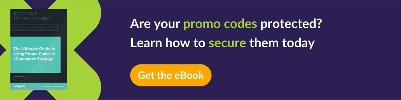 CTA for promo code eBook