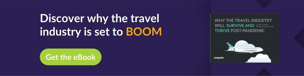 eBook on travel industry booming