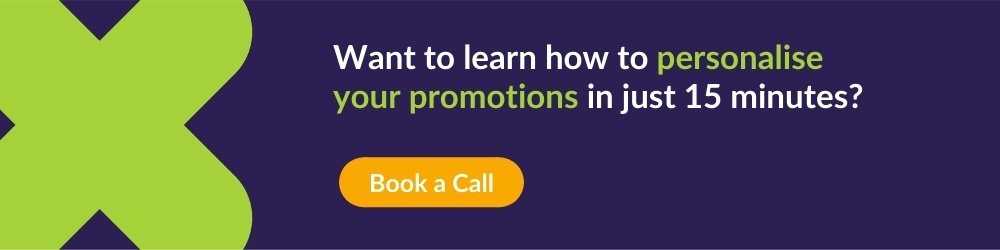 CTA promotions book a call
