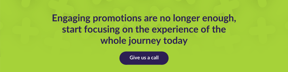 CTA for a call that explains promotion experience