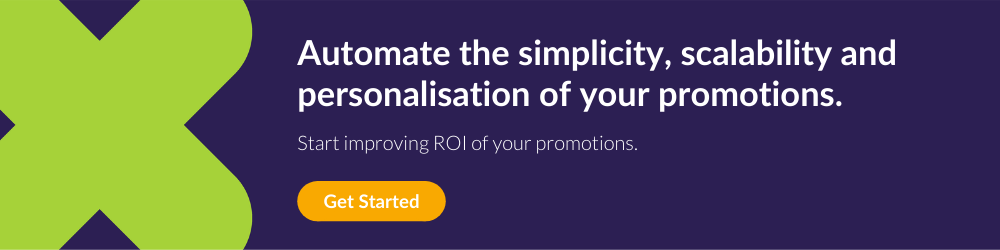 personalisation of promotions