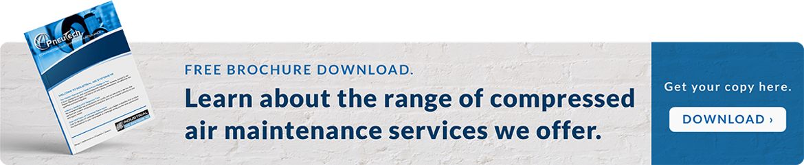 Free brochure download. Learn about our compressed air maintenance services