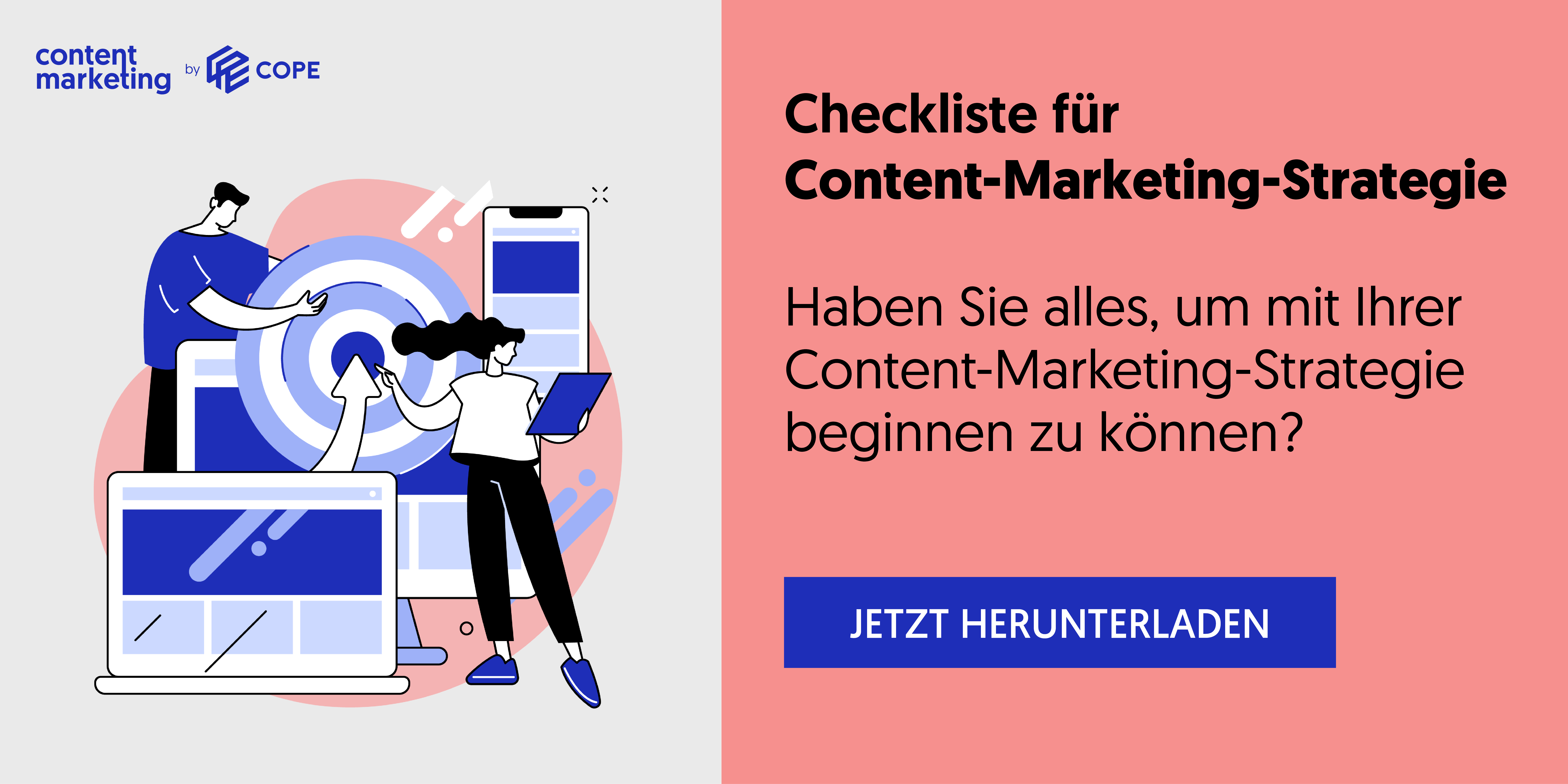 Hier laden Sie die Content-Marketing-Checkliste herunter.