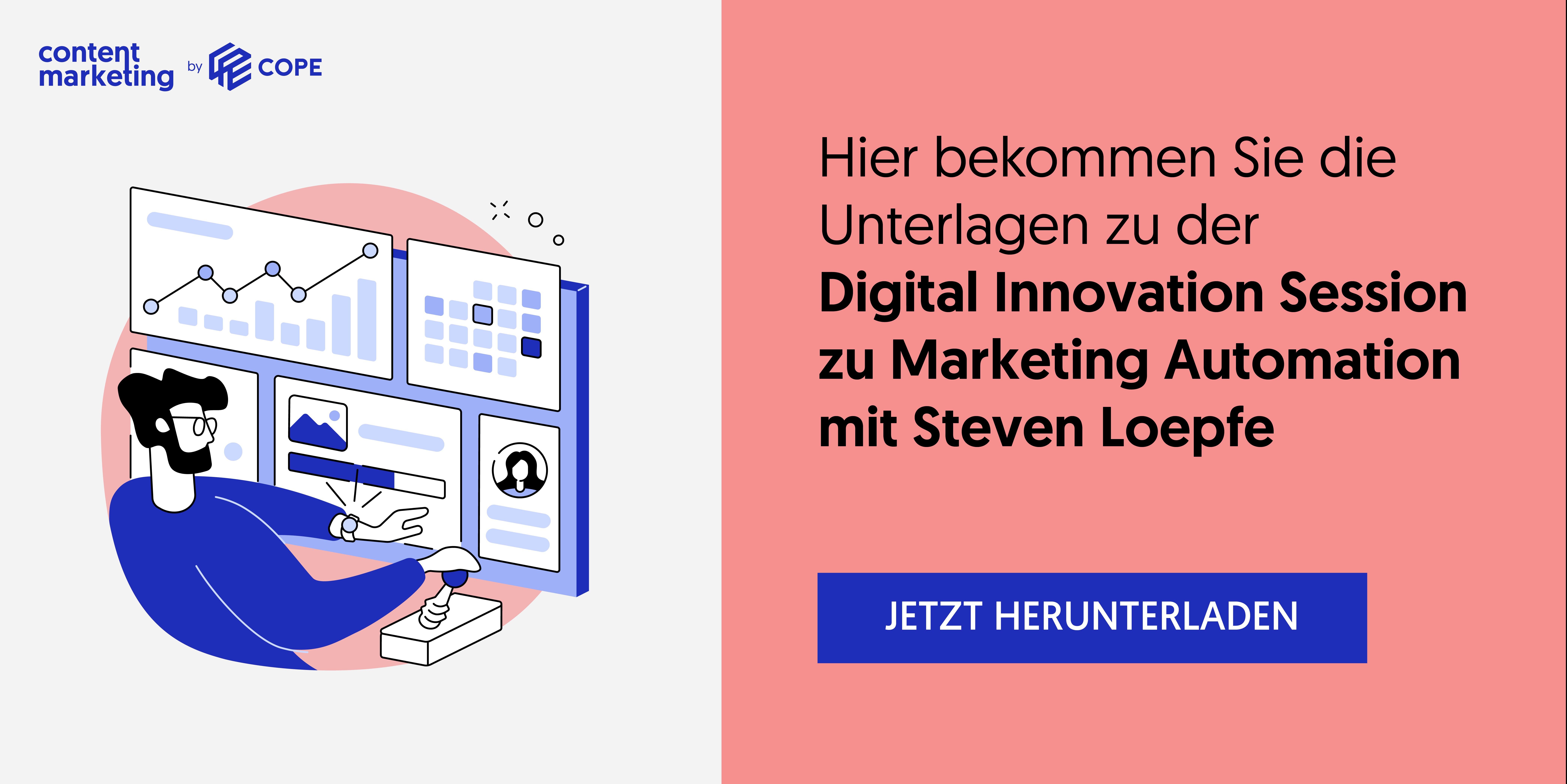 DIS Marketing-Automation Unterlagen
