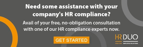 HR Compliance Consultation CTA