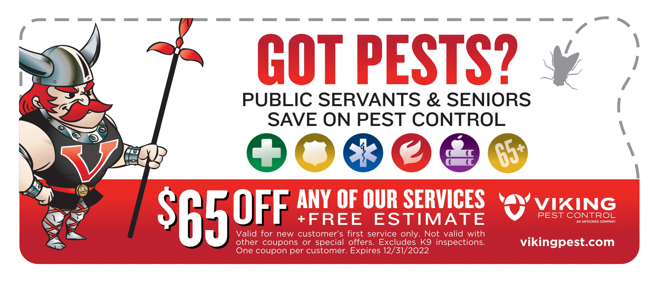 Pest Control Offer