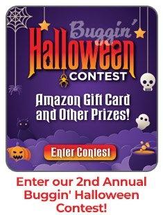 Buggin Halloween Contest
