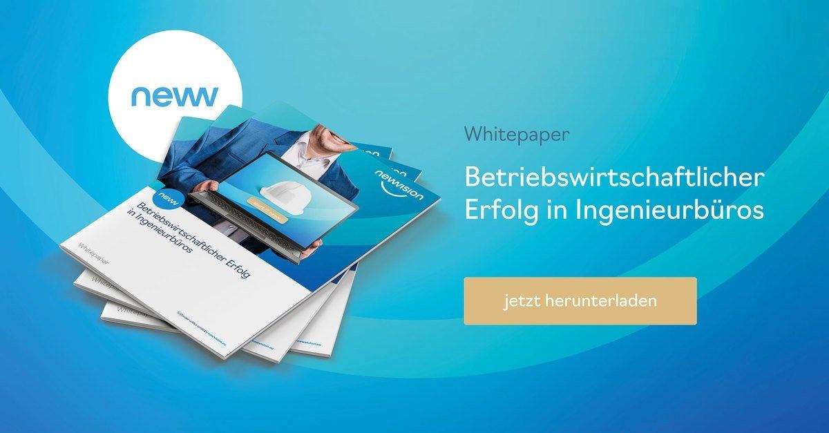 Whitepaper: Betriebswirtschaftlicher Erfolg in Ing. Büros