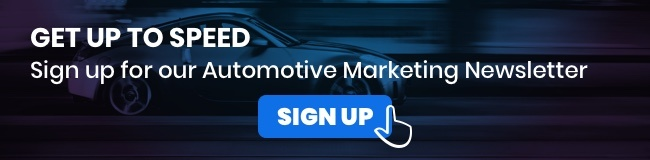 Sign up for Driftrock Auto Marketing Newsletter