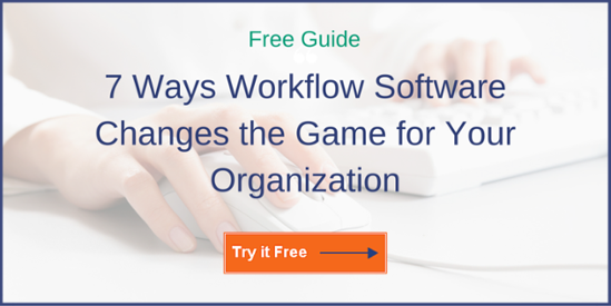 Download the ebook: http://info.docuvantage.com/7-ways-workflow-software-changes-the-game-for-your-organization