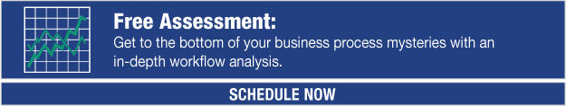 Free Assessment: Get to the bottom of your business process mysteries with an in-depth workflow analysis