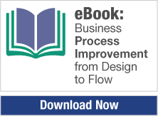 eBook:  Business Process Improvement from Design to Flow