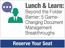Webinar: Beyond The Folder Barrier