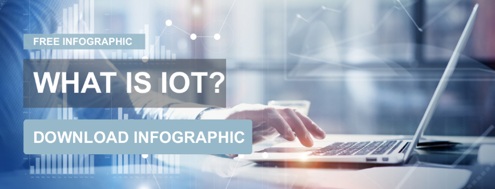What is Iot (Internet of things) infographic