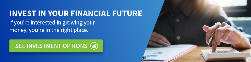 Invest in your Financial Future