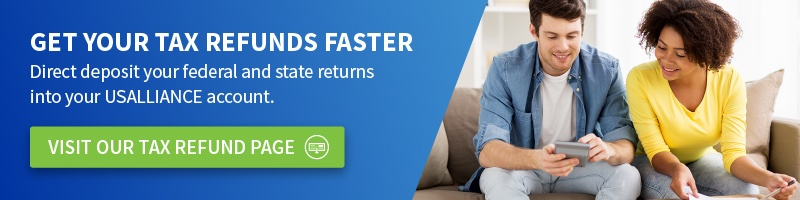 Get your tax refund faster