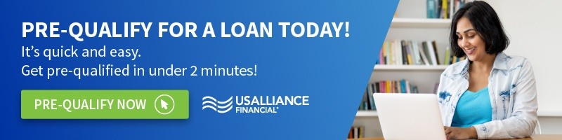 Pre-qualify for a loan today