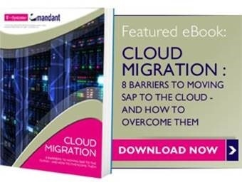 EBook: 8 Barriers to Moving SAP to the Cloud and How to Overcome Them