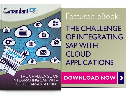 the challenge of integrating sap with cloud applications