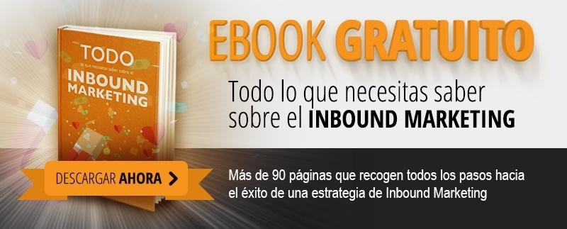 eBook gratuito de Inbound Marketing