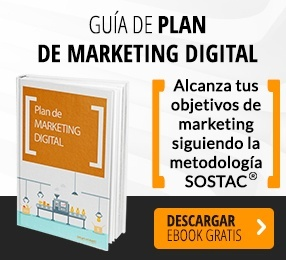 Guía plan de marketing digital