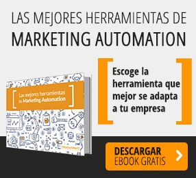 Herramientas de Marketing Automation