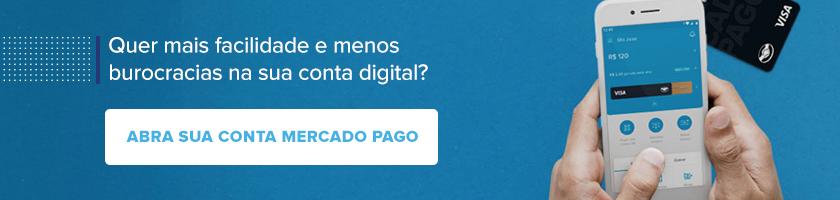Conta digital - Conta digital Mercado Pago