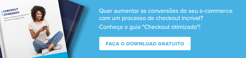 Checkout otimizado - experiência de checkout - processo de checkout em vendas online