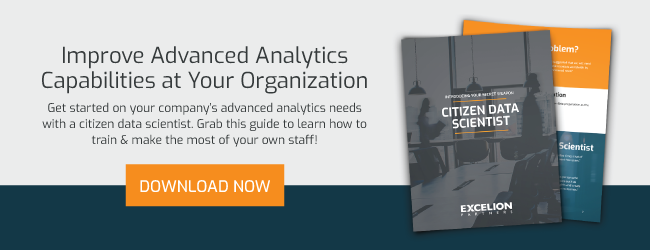 Improve Advanced Analytics Capabilities at Your Organization